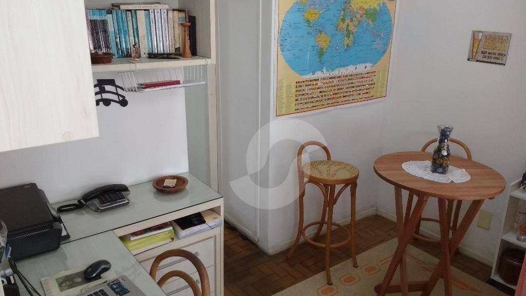 apartamento residencial à venda, icaraí, niterói. - ap5158