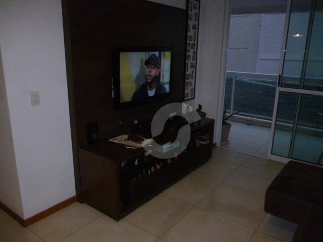 apartamento residencial à venda, icaraí, niterói. - ap5263