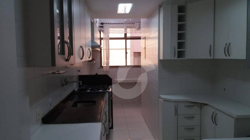 apartamento residencial à venda, icaraí, niterói. - ap5883