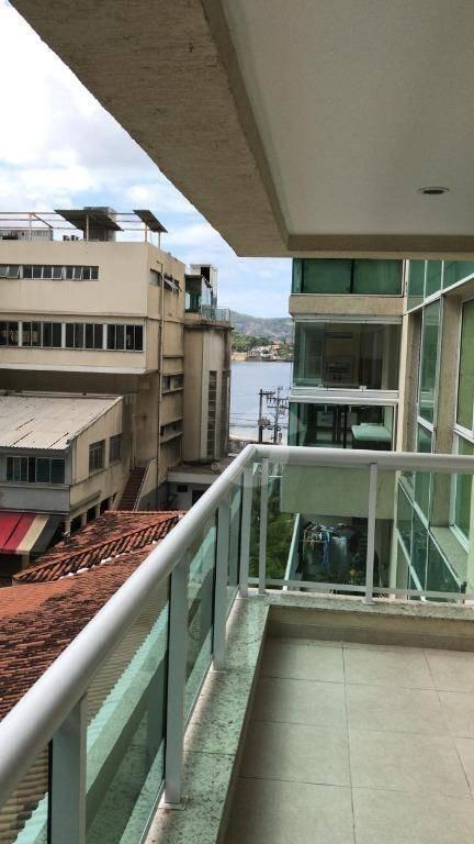 apartamento residencial à venda, icaraí, niterói. - ap6532