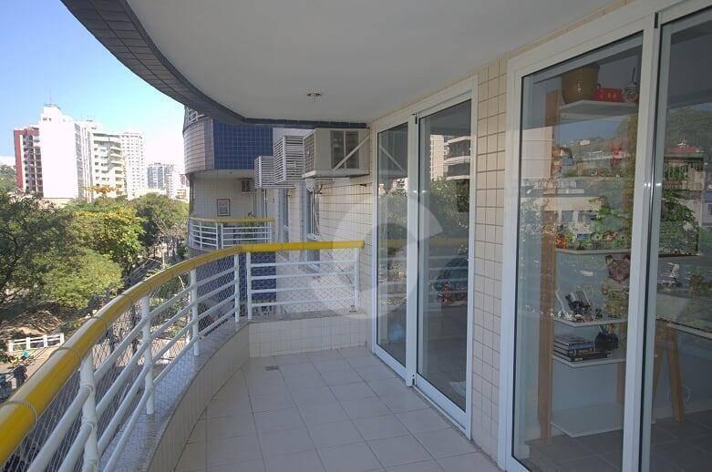 apartamento residencial à venda, icaraí, niterói. - ap6567