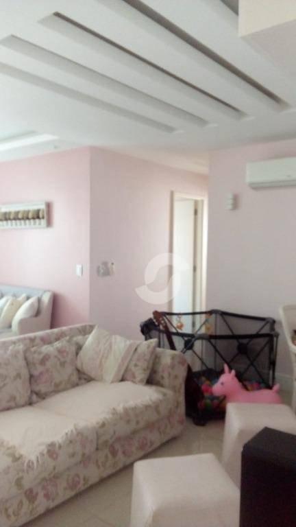 apartamento residencial à venda, icaraí, niterói. - ap6690