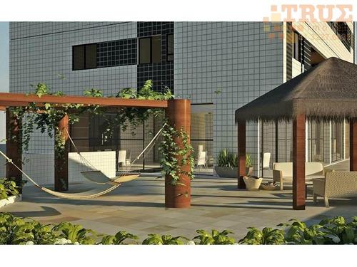 apartamento residencial à venda, ilha do retiro, recife. - ap1093