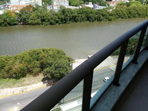 apartamento residencial à venda, ilha do retiro, recife. - ap2523