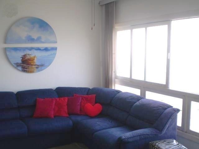 apartamento residencial à venda, ilha porchat, são vicente - bs imóveis