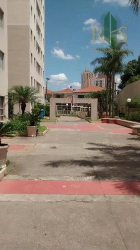 apartamento residencial à venda, imirim, são paulo. - ap0240