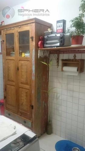 apartamento residencial à venda, imirim, são paulo. - ap0284