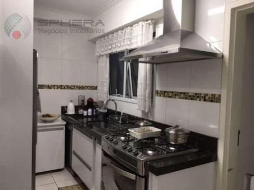 apartamento residencial à venda, imirim, são paulo. - ap0348