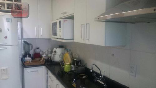 apartamento residencial à venda, imirim, são paulo. - ap0490