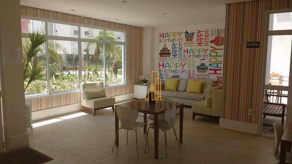 apartamento residencial à venda, independência, são bernardo do campo. - ap1084