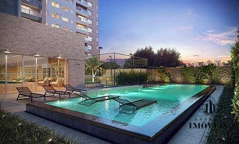 apartamento residencial à venda, indianópolis, são paulo. - ap1086