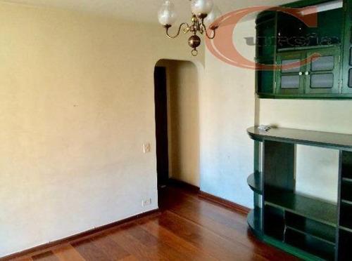 apartamento residencial à venda, indianópolis, são paulo. - ap4449