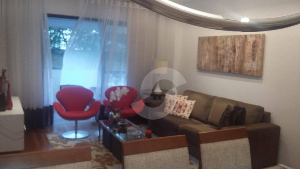 apartamento residencial à venda, ingá, niterói. - ap5487
