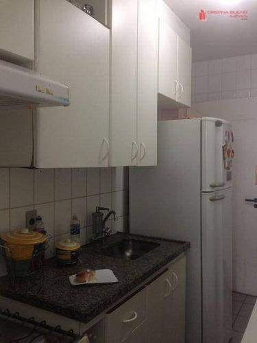apartamento residencial à venda, interlagos, são paulo. - ap2220