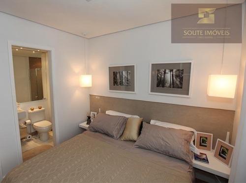 apartamento residencial à venda, interlagos, são paulo. - codigo: ap2372 - ap2372
