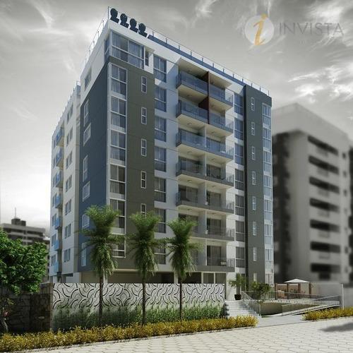 apartamento residencial à venda, intermares, cabedelo - ap2355. - ap2355