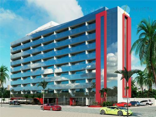 apartamento residencial à venda, intermares, cabedelo - ap3221. - ap3221