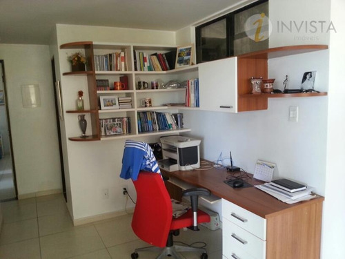 apartamento residencial à venda, intermares, cabedelo - ap3406. - ap3406