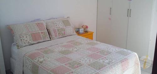 apartamento residencial à venda, intermares, cabedelo. - ap6286