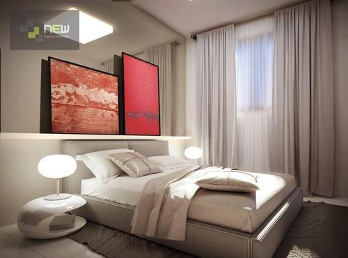 apartamento residencial à venda, ipiranga, ribeirão preto. - ap0951