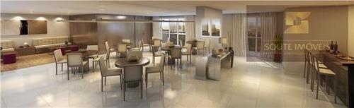 apartamento residencial à venda, ipiranga, são paulo. - codigo: ap2364 - ap2364