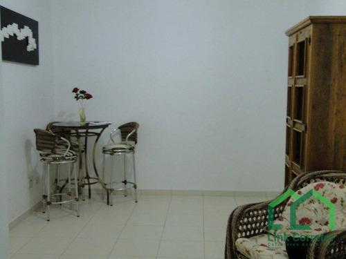 apartamento residencial à venda, itaguá, ubatuba. - ap0837