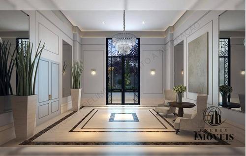 apartamento residencial à venda, itaim bibi, são paulo. - ap1077