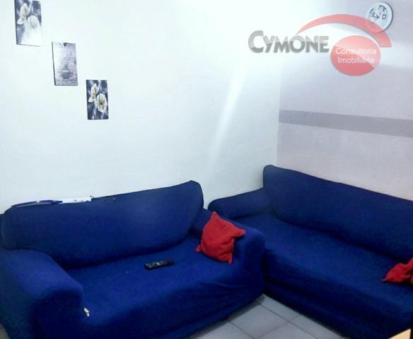 apartamento residencial à venda, itaim paulista, são paulo. - ap0057