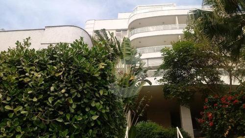 apartamento residencial à venda, itaipu, niterói. - ap5314