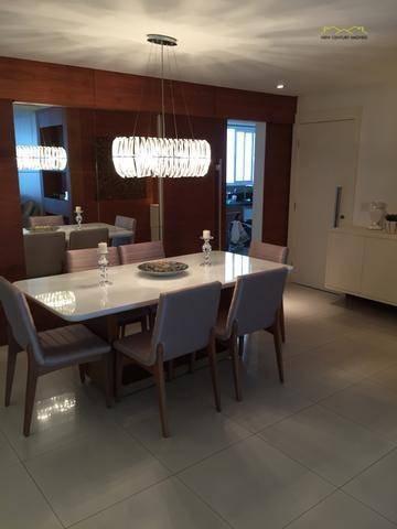 apartamento residencial à venda, itapuã, vila velha. - ap2355