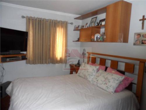 apartamento residencial à venda, itaquera, são paulo. - ap0534