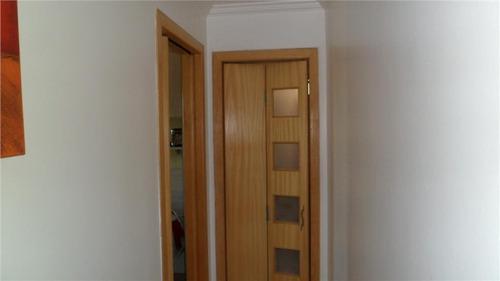 apartamento residencial à venda, itaquera, são paulo. - ap5592