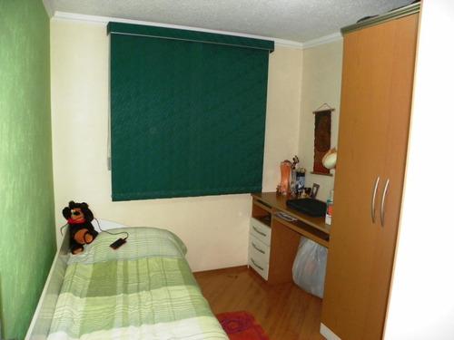 apartamento  residencial à venda, itaquera, são paulo. - ap5958