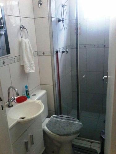 apartamento residencial à venda, itaquera, são paulo. - ap6240