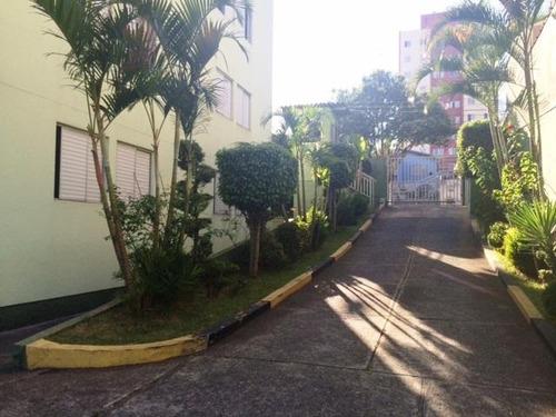 apartamento residencial à venda, itaquera, são paulo. - ap6738