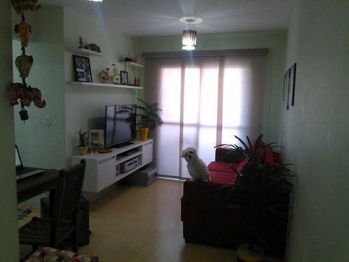 apartamento  residencial à venda, itaquera, são paulo. - ap6887
