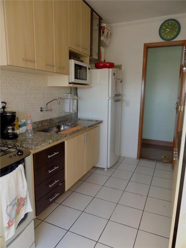 apartamento residencial à venda, itaquera, são paulo. - ap7274