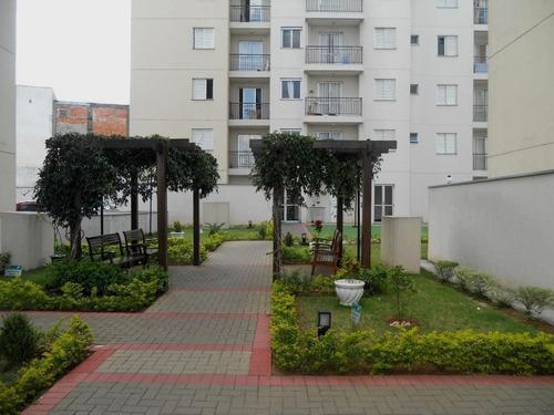 apartamento residencial à venda, itaquera, são paulo. - ap7432