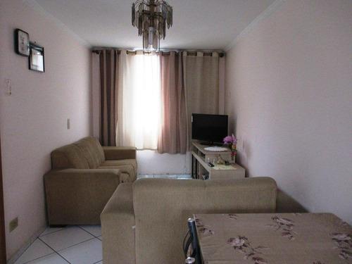 apartamento residencial à venda, itaquera, são paulo. - ap7455