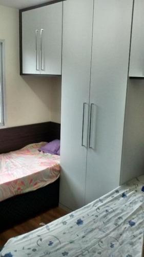 apartamento residencial à venda, itaquera, são paulo. - ap7582