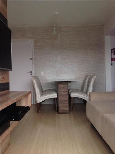 apartamento residencial à venda, itaquera, são paulo. - ap7623