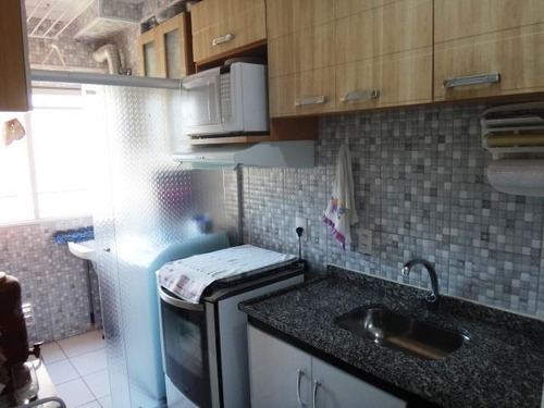 apartamento residencial à venda, itaquera, são paulo. - ap7702