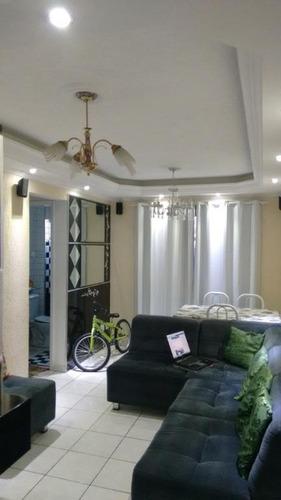apartamento residencial à venda, itaquera, são paulo. - ap7895