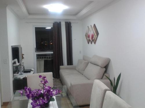 apartamento residencial à venda, itaquera, são paulo. - ap7918