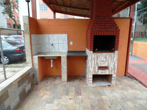 apartamento residencial à venda, itaquera, são paulo. - ap7990