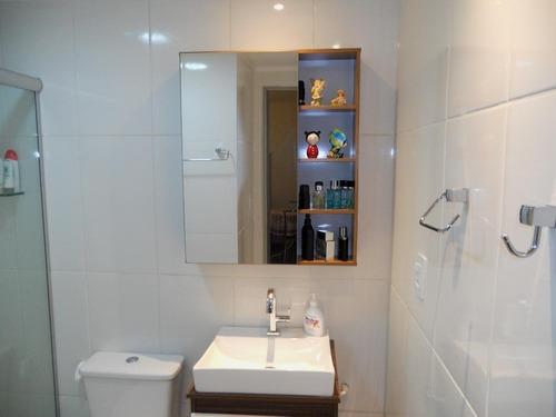 apartamento residencial à venda, itaquera, são paulo. - ap8136