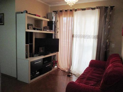 apartamento residencial à venda, itaquera, são paulo. - ap8187