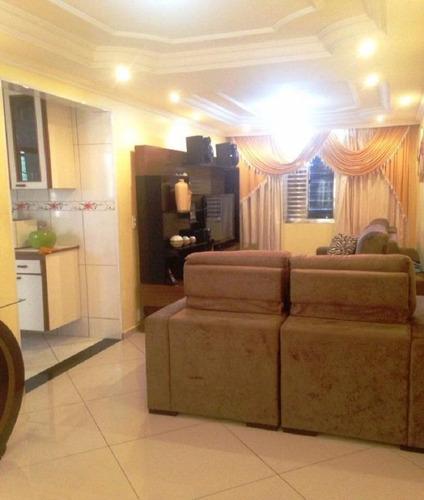 apartamento residencial à venda, itaquera, são paulo. - ap8268