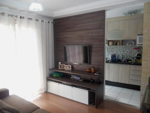 apartamento residencial à venda, itaquera, são paulo. - ap8288