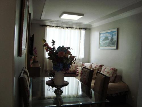 apartamento residencial à venda, itaquera, são paulo. - ap8316